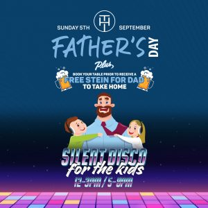 Fathers Day @ The Hampden Hotel