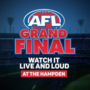 AFL Grand Final Day Gage & Graze @ The Hampden Hotel
