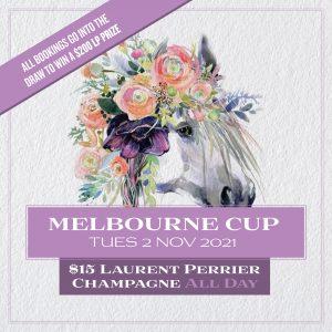 Melbourne Cup @ The Hampden Hotel