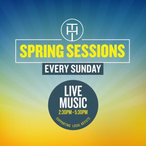 Spring Sessions @ The Hampden Hotel